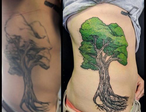 Coverups and Scar Work 21