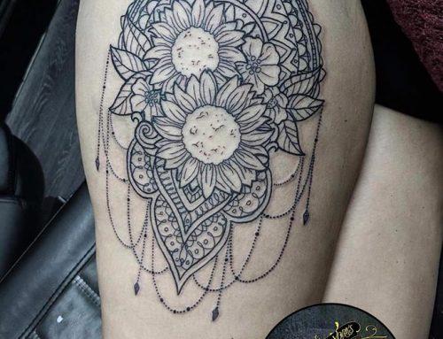Geometric, Mandala, Floral, Henna, Lace 19